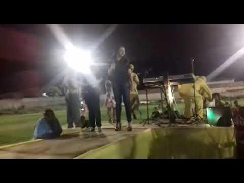 Festival de Barão de Grajaú MA. Rayfania Varela e Taynara Vasconcelos