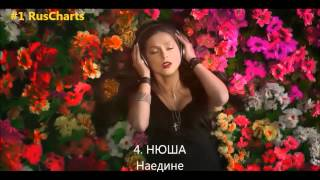 Top 10 Russian chart - Топ 10 русских хитов - Русский чарт 01 06 2013
