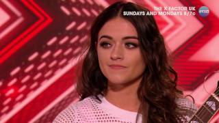 Emily Middlemas Is Ready For Her Return - The X Factor UK on AXS TV