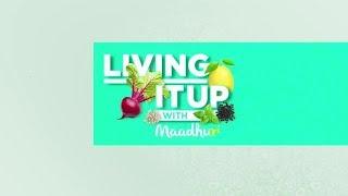 Busting Cholesterol Myths   Living it up with Maadhuri   Sanjeev Kapoor Khazana