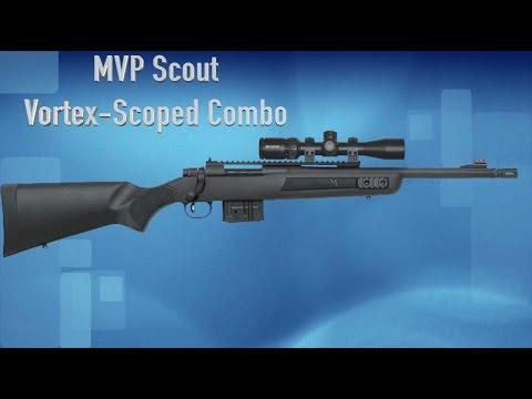 Mossberg MVP Scout Rifle Adds Vortex Scope