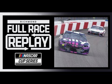 NASCAR トヨタ・オーナーズ 500(リッチモンド・レースウェイ)フルレース動画