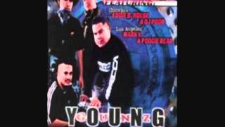 Young Gunz - Featuring: Chicago's Eddie B. House & Dj Poor - Los Angeles' Mark V. & Poogie Bear