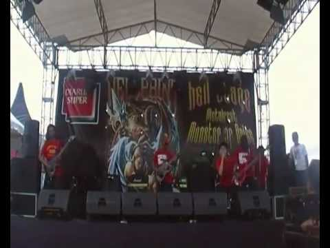 Medusa - Anjing Anjing Setan (live at Hellprint Metalfest - Monster Of Noise)