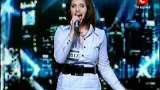 Х-Фактор Украина, Екатерина Пуическу (X Factor, Ekaterina Puichesku)