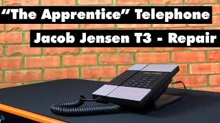 """The Apprentice"" Telephone | Jacob Jensen T3"