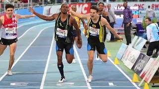 Liévin 2020 : Finale 400 m M (Lorenzo Ricque en 47''28)