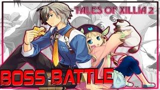 Tales Of Xillia 2 - Aska (Fractured) Boss Battle