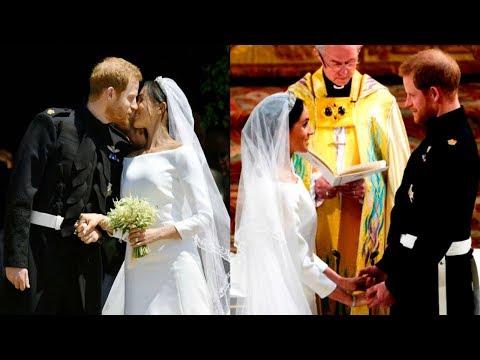 Royal Wedding LIVE: Prince Harry & Meghan Markle are Married At Windsor Castle In UK
