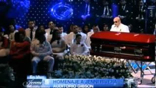 """""""Yo Te Extrañare"""". Lupillo Rivera Dedica Canción A Su Hermana Jenny Rivera."""