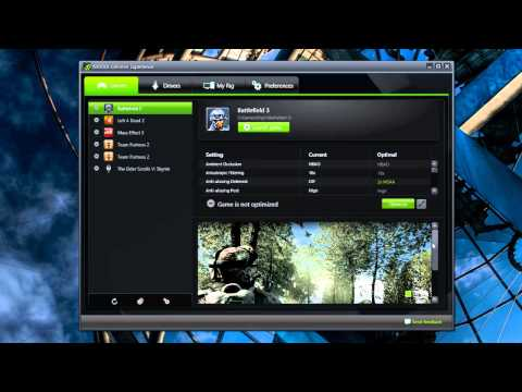 How To Optimise Your PC Games' Graphics Settings In One Click