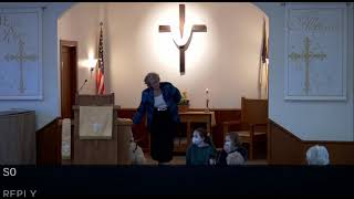 """God wants you wet"" – Clarkes UMC Worship – 5/9/2021 – Mother's Day"
