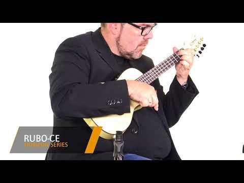 ORTEGA RUBO-CE Elektroakustické ukulele