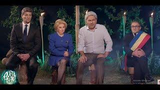 """Viorica Dăncilă și Klaus Iohannis, la Insula Iubirii: """"De ce să conducă proștii lor...avem și noi!"""""""