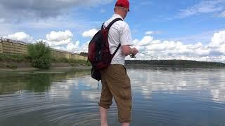 Рыбалка в солнечногорском районе