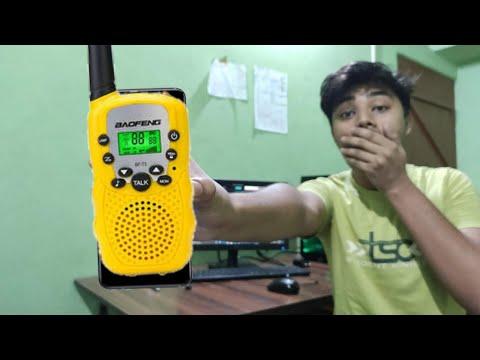 Walkie Talkie review in India , Really working or a joke??? , Tech Masala