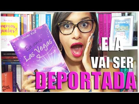 Eu Amo LAS VEGAS ? Book Review  | Segredos Entre Amigas