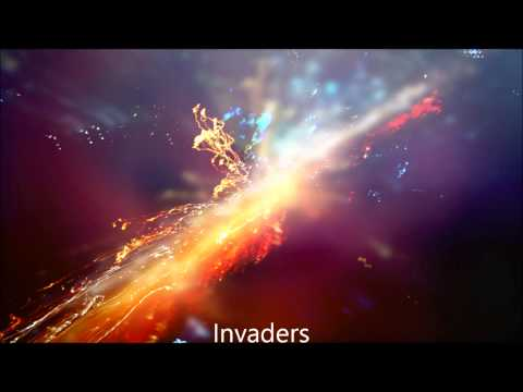 Invaders by :Chain Reaction