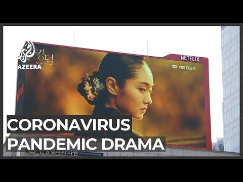 Coronavirus lockdowns stoke demand for films on outbreaks