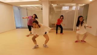 Aaliyah - Throw Your Hands Up | Choreograph by 芸貝 @Jimmy Dance Studio