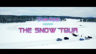 Team Galag Presents: The Snow Tour (Chapter III)