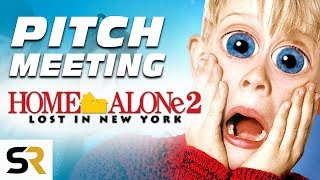 Home Alone 2: Lost In New York Pitch Meeting