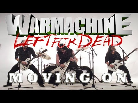 WARMACHINE - MOVING ON (OFFICIAL)