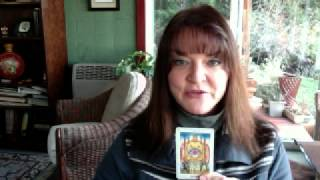 Suzanne Wagner - Aleister Crowley Thoth Tarot - The Chariot Card