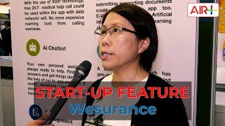 Singapore FinTech Festival: Start-ups to watch out for - Wesurance