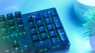 A $65 RGB Mechanical Keyboard?! AUKEY KM-G3 RGB Mechanical Keyboard Review!