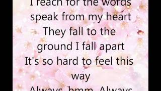 Always- Jordan Pruitt- Lyrics