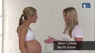 Maternity and Nursing Bra Measure and Fitting Guide