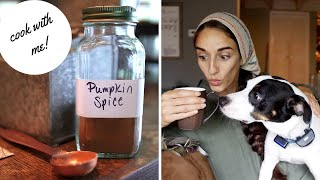 MAKE YOUR OWN PUMPKIN SPICE || DELICIOUS HOT FALL DRINK || DIY