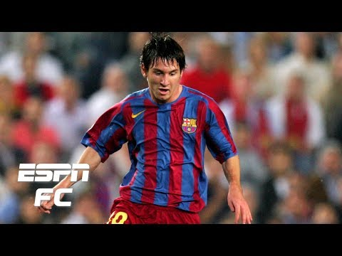 Looking back on Lionel Messi's Barcelona debut 15 years ago | La Liga