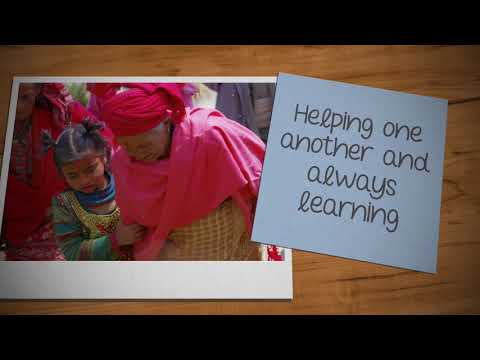 Finish Strong/Jump-Start! Support Nepal's Families