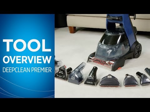Deep Clean Premier How To Use Attachments Video