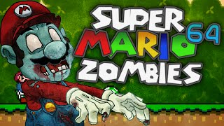 SUPER MARIO 64 ZOMBIES ★ Call Of Duty Zombies Mod (Zombie Games)