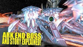 ARK ALPHA ASCENSION END BOSS/ STORY! - Ark:Survival Evolved