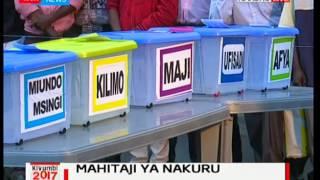 Mahitaji ya Nakuru-katika mdahalo ya wagombea ugavana wa kaunti ya Nakuru: Jukwaa la KTN pt 1