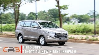 Harga All New Kijang Innova Q G 2017 Toyota 2019 Price Spec Reviews Promo For February First Drive