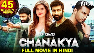 Gopichand Chanakya Hindi Dubbed Movie Filmywap
