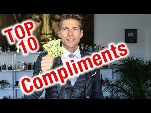 Top 10 Most Complimented Fragrances Best Colognes for Men