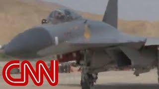 Pentagon: China