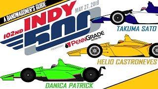 2018 Indianapolis 500 --- A Bandwagoner