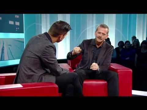 Chris Hadfield u George Stroumboulopoulose