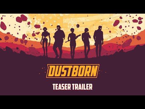 Teaser Trailer de Dustborn