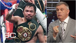Teddy Atlas breaks down Manny Pacquiao's win vs. Keith Thurman | SportsCenter