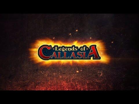 Legends of Callasia - Trailer (PC/Mac/Mobile)