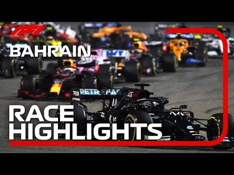 ルイス・ハミルトンが優勝!F1 バーレーンGP 決勝レースハイライト動画