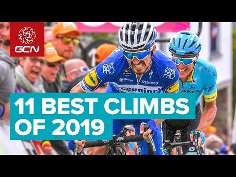 11 Iconic & Memorable Climbs From Pro Races In 2019